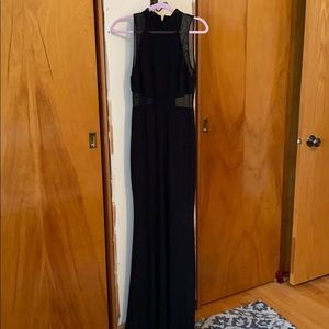 Gorgeous Betsy Adam evening gown